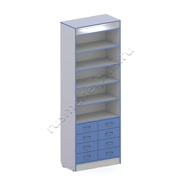 Шкаф полуоткрытый АПШ-05