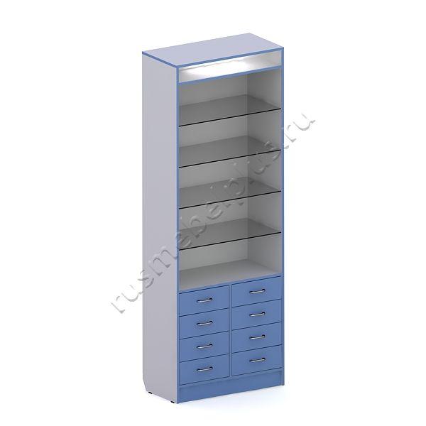 Шкаф полуоткрытый АПШ-06