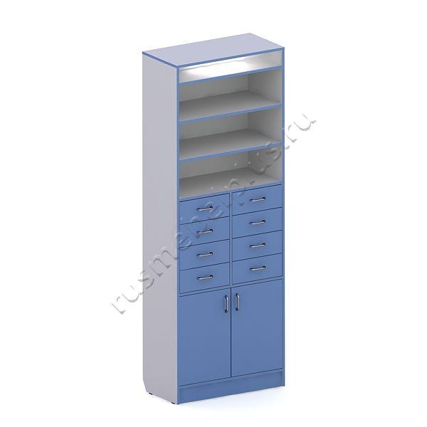 Шкаф полуоткрытый АПШ-07
