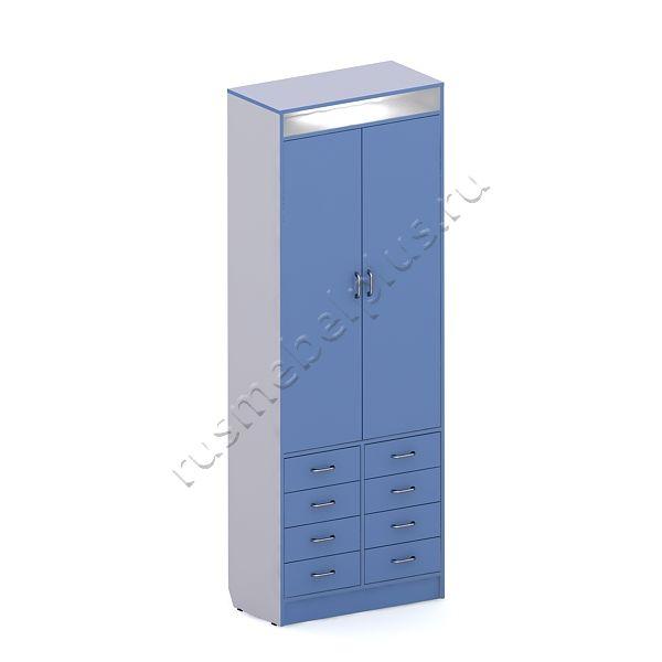 Шкаф закрытый АПШ-10