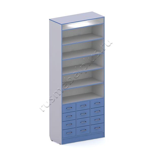 Шкаф полуоткрытый АПШ-11