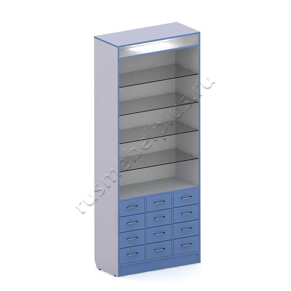 Шкаф полуоткрытый АПШ-12