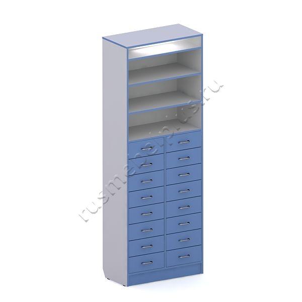 Шкаф полуоткрытый АПШ-15