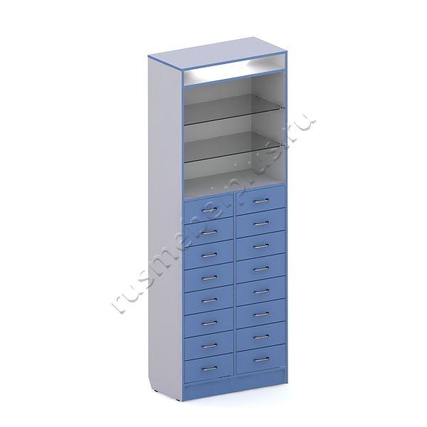 Шкаф полуоткрытый АПШ-16