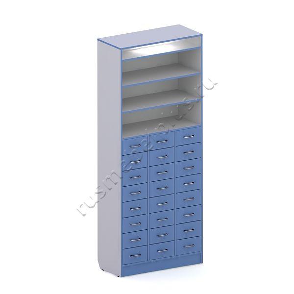 Шкаф полуоткрытый АПШ-17