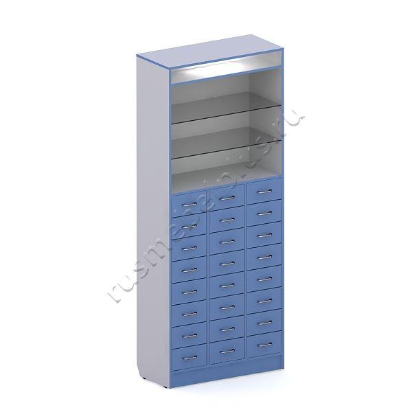 Шкаф полуоткрытый АПШ-18