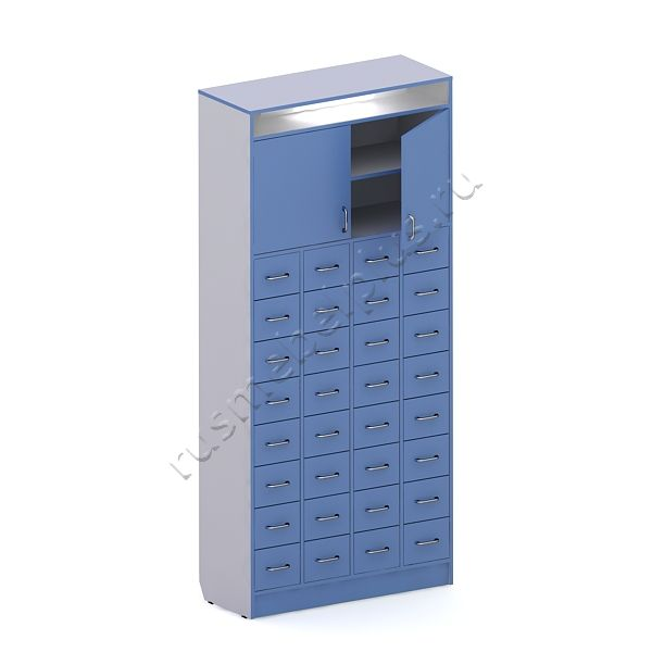 Шкаф закрытый АПШ-20