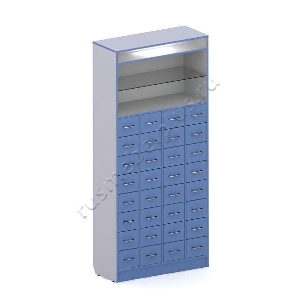 Шкаф полуоткрытый АПШ-22