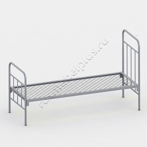Кровать армейская одноярусная Тип А АРМ-42