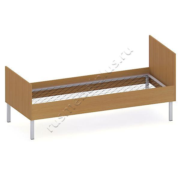 Кровать одноярусная бытовая АРМ-44