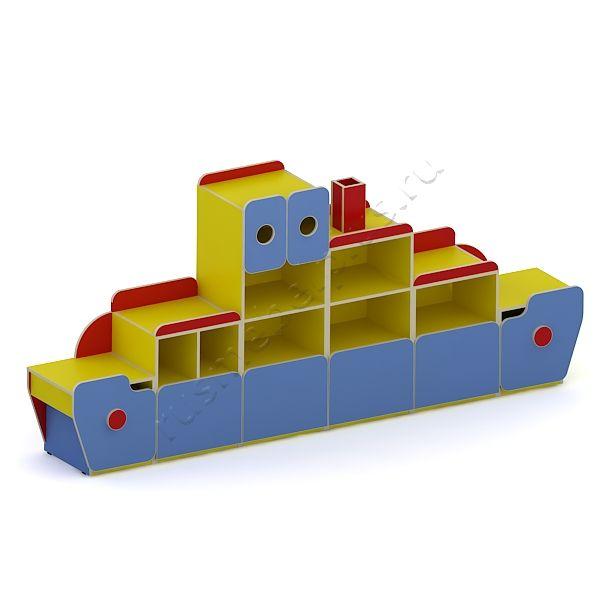 Стенка «Кораблик» ДМ-42
