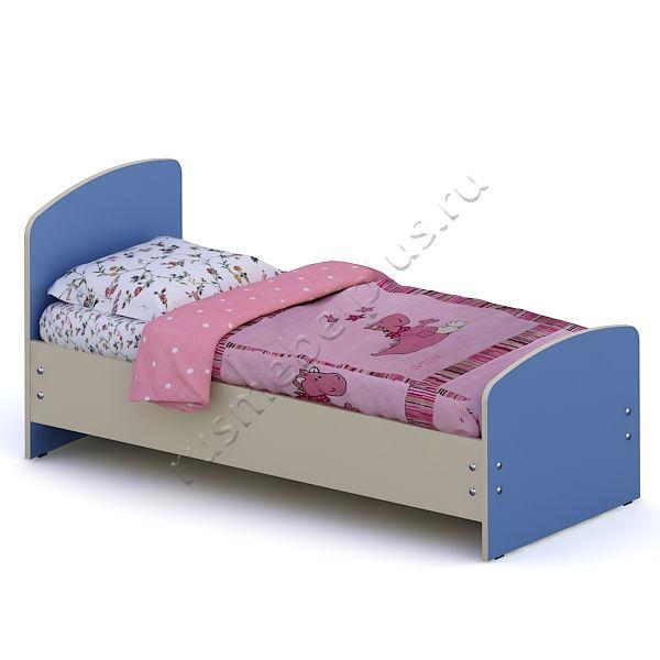 Кровать 1-спальная ДМ-73