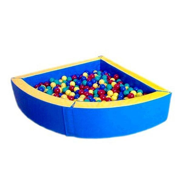 Сухой бассейн «Угловой» ДММ-02