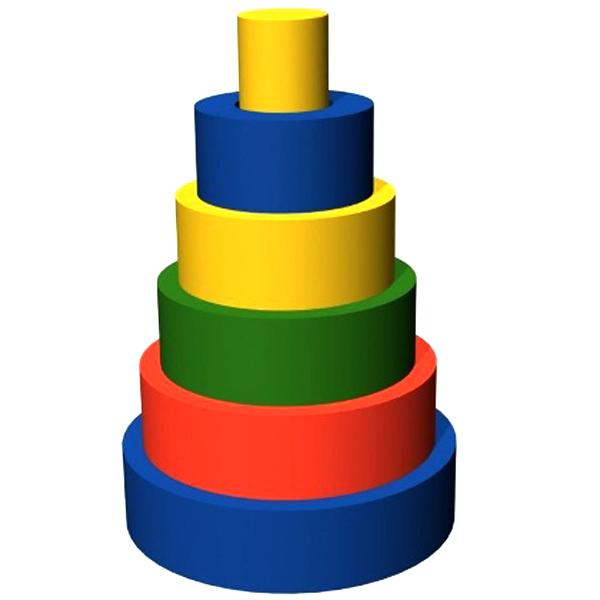 Игровой набор «Пирамида» ДММ-10
