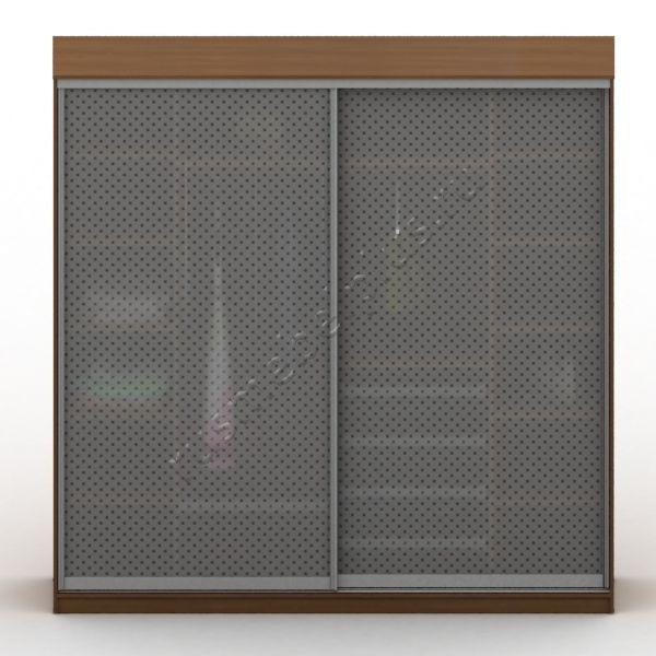 Двери шкафов-купе стеклянные