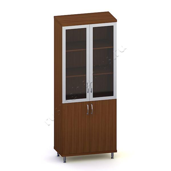 Шкаф для документов со стеклом ИКДШ-03
