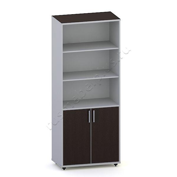 Шкаф для документов полуоткрытый К.ШД-03