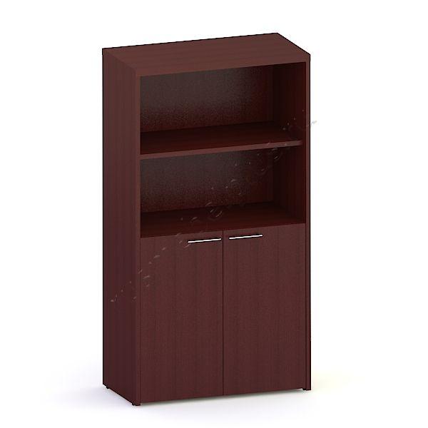 Шкаф для документов со стеклом ЛКДШ-04
