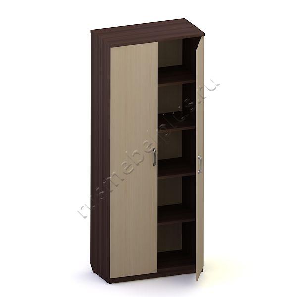 Шкаф для документов закрытый Л.Ш-02