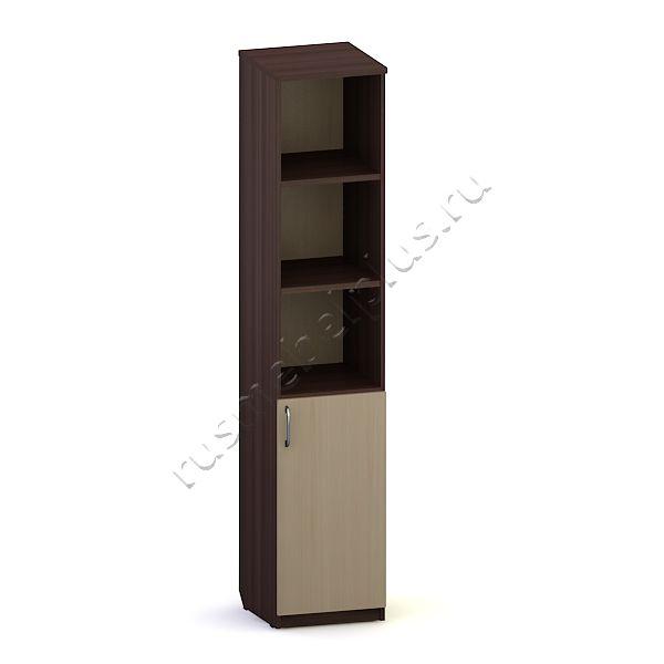 Шкаф-пенал полуоткрытый Л.ШП-02