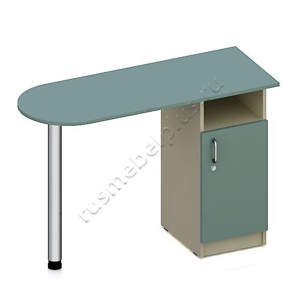 Стол маникюрный Нега-3 ПМ-15